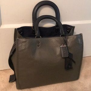 Coach 1941 Rogue 25 Leather Bag - #20315